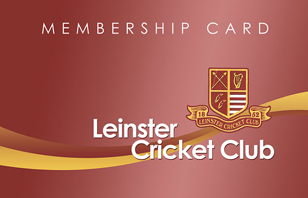 Leinster Cricket Club Club Membership Management System